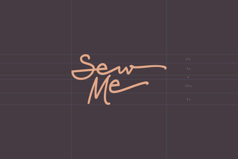 sew me logo